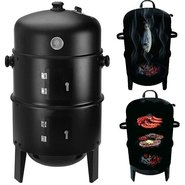 Barbecue-BBQ-Rookoven-Smoker