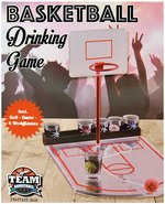 Drinkspel-Drankspel-Basketbal